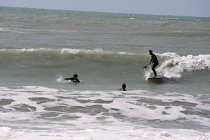 West Central Florida Gulf Surf Report Photography. Featuring photographs from standout surfing spots along the Gulf Coast. Photo taken and posted on February 02 2020, 16:36