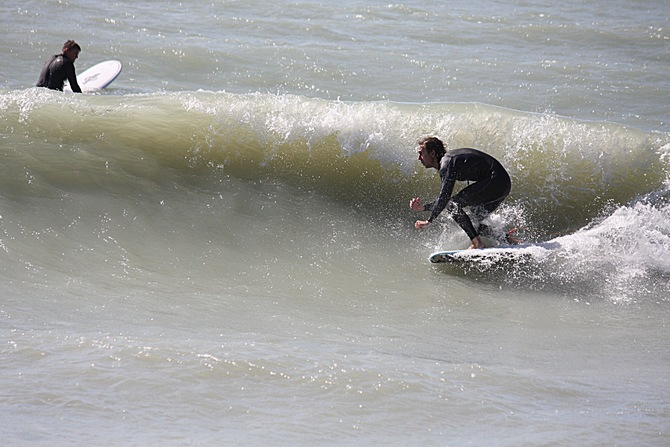 West Central Florida Gulf Surf Report Photography. Featuring photographs from standout surfing spots along the Gulf Coast. Photo taken and posted on February 02 2020, 16:47
