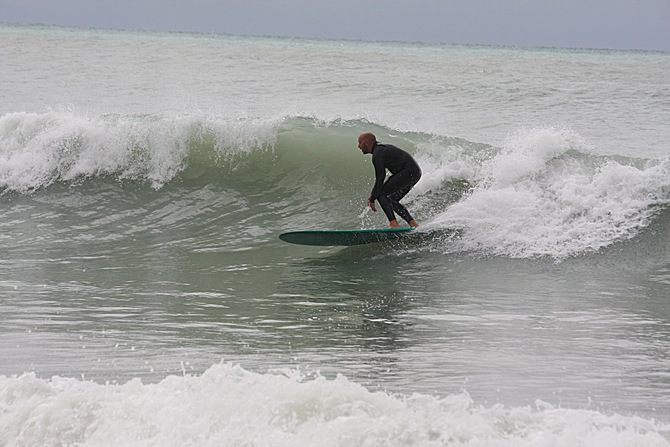 West Central Florida Gulf Surf Report Photography. Featuring photographs from standout surfing spots along the Gulf Coast. Photo taken and posted on February 21 2020, 15:59