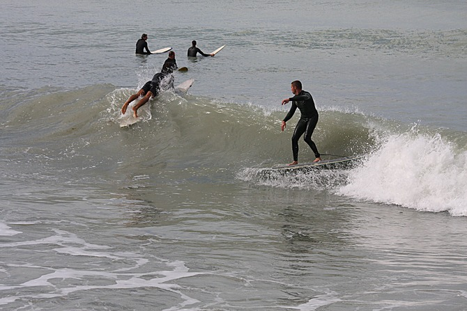 West Central Florida Gulf Surf Report Photography. Featuring photographs from standout surfing spots along the Gulf Coast. Photo taken and posted on February 28 2020, 14:08