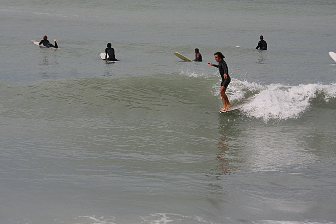 West Central Florida Gulf Surf Report Photography. Featuring photographs from standout surfing spots along the Gulf Coast. Photo taken and posted on February 28 2020, 14:13