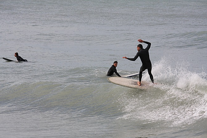 West Central Florida Gulf Surf Report Photography. Featuring photographs from standout surfing spots along the Gulf Coast. Photo taken and posted on February 28 2020, 14:10