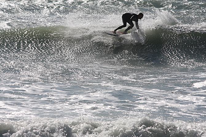 West Central Florida Gulf Surf Report Photography. Featuring photographs from standout surfing spots along the Gulf Coast. Photo taken and posted on March 06 2020, 17:35