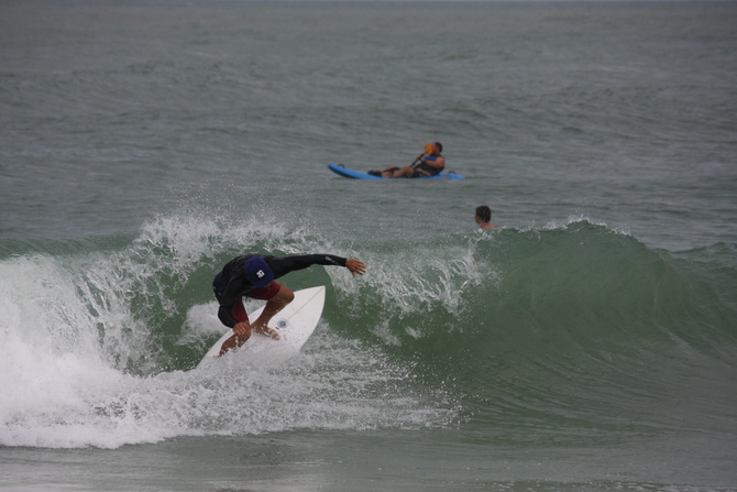 West Central Florida Gulf Surf Report Photography. Featuring photographs from standout surfing spots along the Gulf Coast. Photo taken and posted on June 08 2020, 21:10