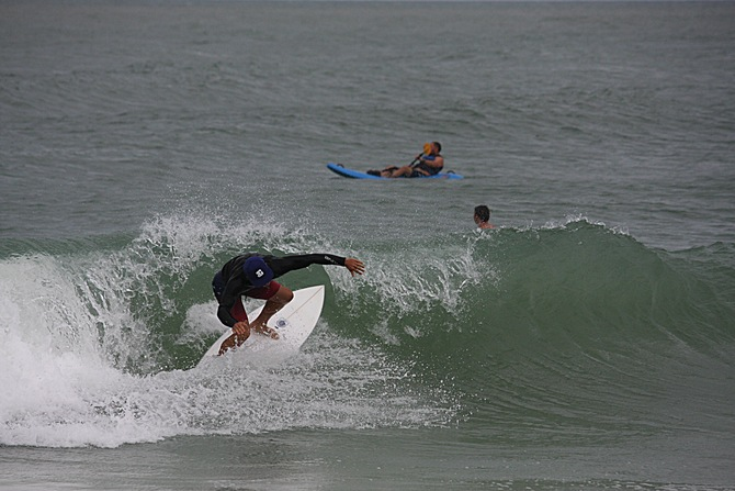 West Central Florida Gulf Surf Report Photography. Featuring photographs from standout surfing spots along the Gulf Coast. Photo taken and posted on June 08 2020, 17:32