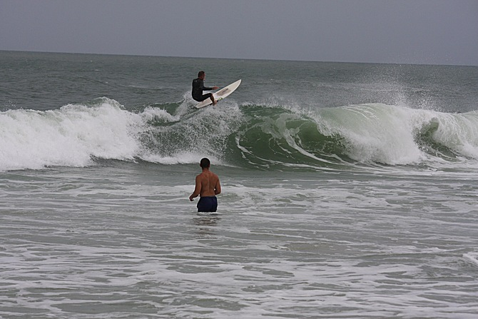 West Central Florida Gulf Surf Report Photography. Featuring photographs from standout surfing spots along the Gulf Coast. Photo taken and posted on June 08 2020, 17:33