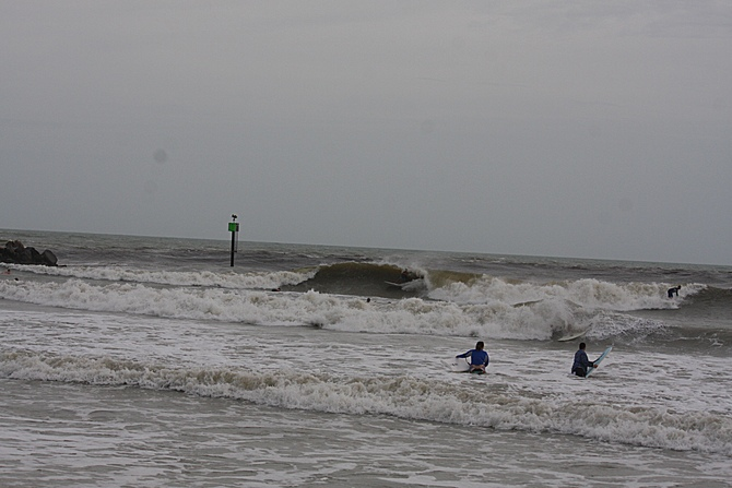 West Central Florida Gulf Surf Report Photography. Featuring photographs from standout surfing spots along the Gulf Coast. Photo taken and posted on June 08 2020, 17:36