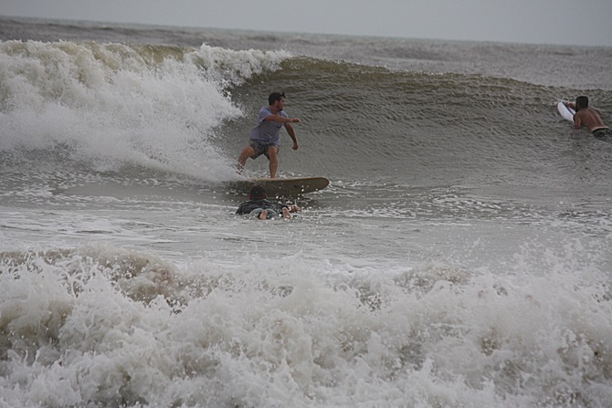 West Central Florida Gulf Surf Report Photography. Featuring photographs from standout surfing spots along the Gulf Coast. Photo taken and posted on June 08 2020, 17:38