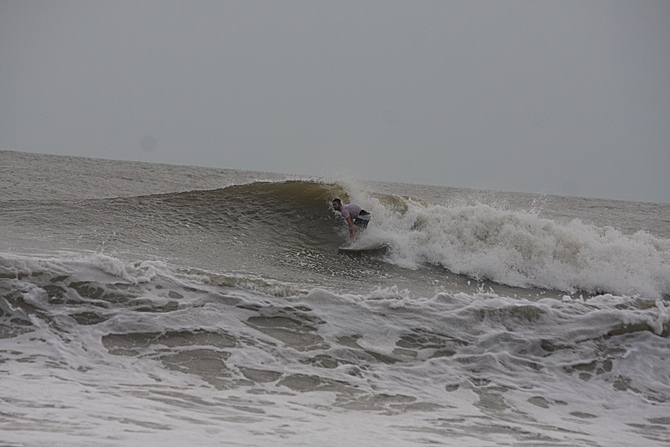West Central Florida Gulf Surf Report Photography. Featuring photographs from standout surfing spots along the Gulf Coast. Photo taken and posted on June 08 2020, 17:48
