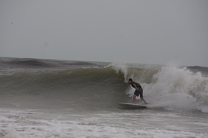 West Central Florida Gulf Surf Report Photography. Featuring photographs from standout surfing spots along the Gulf Coast. Photo taken and posted on June 08 2020, 18:00