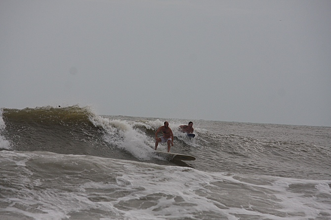 West Central Florida Gulf Surf Report Photography. Featuring photographs from standout surfing spots along the Gulf Coast. Photo taken and posted on June 08 2020, 18:02