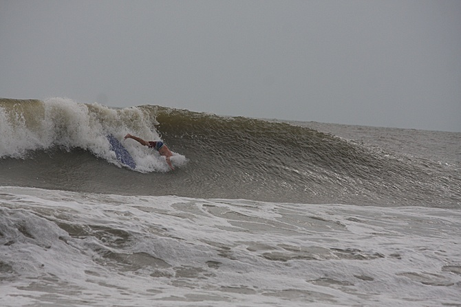 West Central Florida Gulf Surf Report Photography. Featuring photographs from standout surfing spots along the Gulf Coast. Photo taken and posted on June 08 2020, 18:04