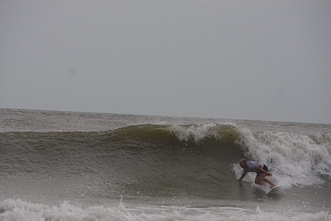 West Central Florida Gulf Surf Report Photography. Featuring photographs from standout surfing spots along the Gulf Coast. Photo taken and posted on June 08 2020, 18:05