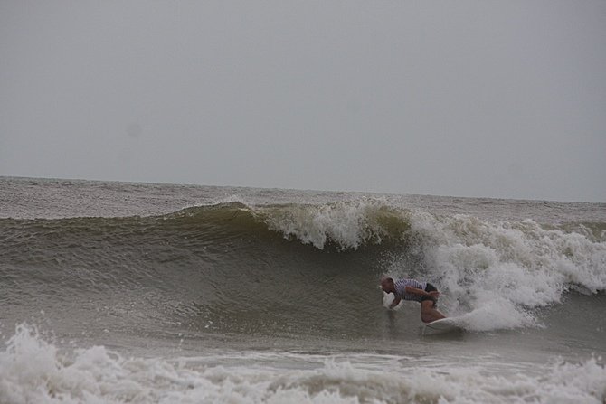 West Central Florida Gulf Surf Report Photography. Featuring photographs from standout surfing spots along the Gulf Coast. Photo taken and posted on June 08 2020, 18:06