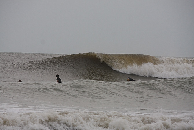 West Central Florida Gulf Surf Report Photography. Featuring photographs from standout surfing spots along the Gulf Coast. Photo taken and posted on June 08 2020, 18:12