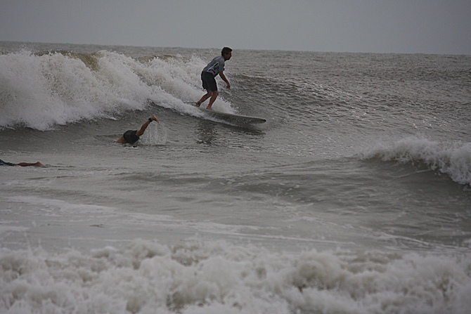 West Central Florida Gulf Surf Report Photography. Featuring photographs from standout surfing spots along the Gulf Coast. Photo taken and posted on June 08 2020, 18:13