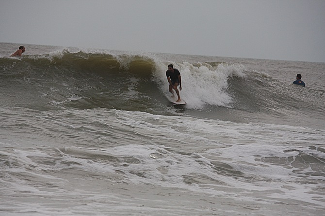 West Central Florida Gulf Surf Report Photography. Featuring photographs from standout surfing spots along the Gulf Coast. Photo taken and posted on June 08 2020, 18:16