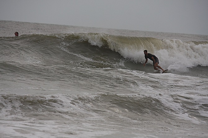 West Central Florida Gulf Surf Report Photography. Featuring photographs from standout surfing spots along the Gulf Coast. Photo taken and posted on June 08 2020, 18:20