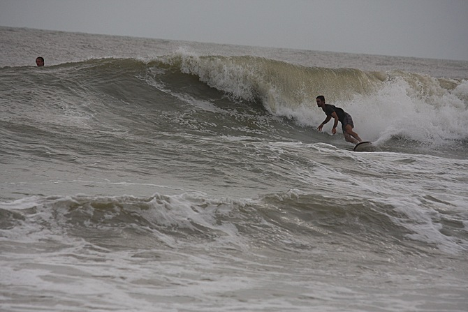 West Central Florida Gulf Surf Report Photography. Featuring photographs from standout surfing spots along the Gulf Coast. Photo taken and posted on June 08 2020, 18:21