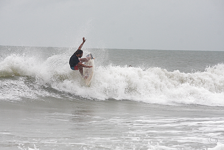 West Central Florida Gulf Surf Report Photography. Featuring photographs from standout surfing spots along the Gulf Coast. Photo taken and posted on July 14 2019, 23:28