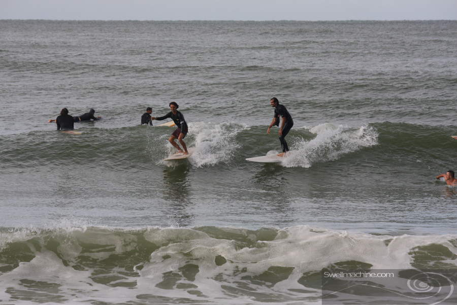 West Central Florida Gulf Surf Report Photography. Featuring photographs from standout surfing spots along the Gulf Coast. Photo taken and posted on January 29 2019, 19:59