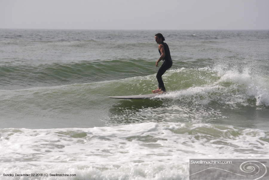 West Central Florida Gulf Surf Report Photography. Featuring photographs from standout surfing spots along the Gulf Coast. Photo taken and posted on December 02 2018, 18:45