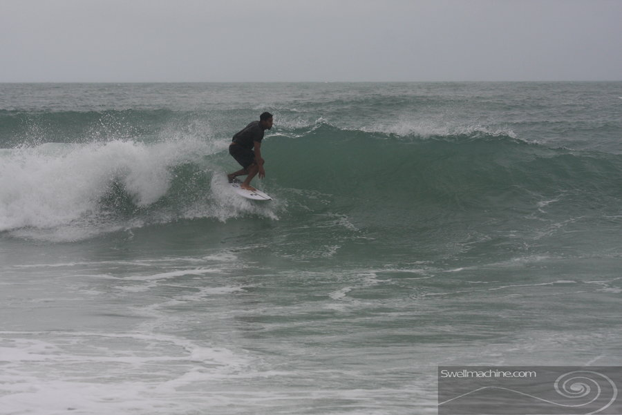 West Central Florida Gulf Surf Report Photography. Featuring photographs from standout surfing spots along the Gulf Coast. Photo taken and posted on January 29 2019, 19:40
