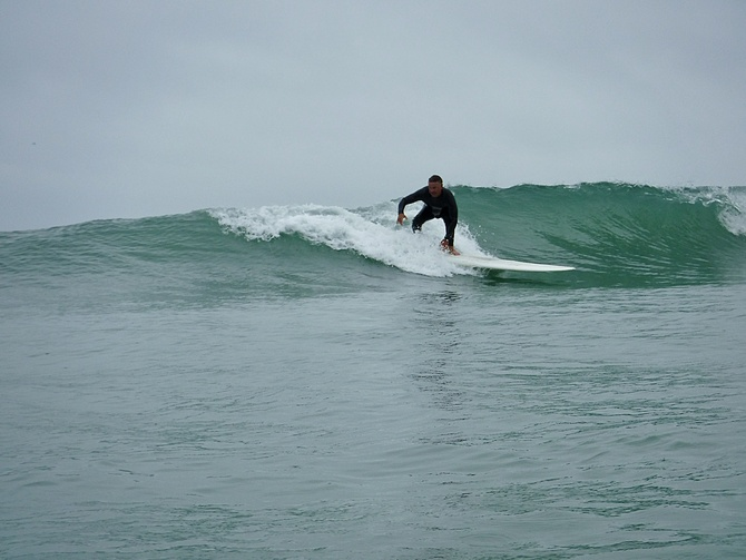 Florida Beach report surf photo taken and posted on February 01 2020, 13:06