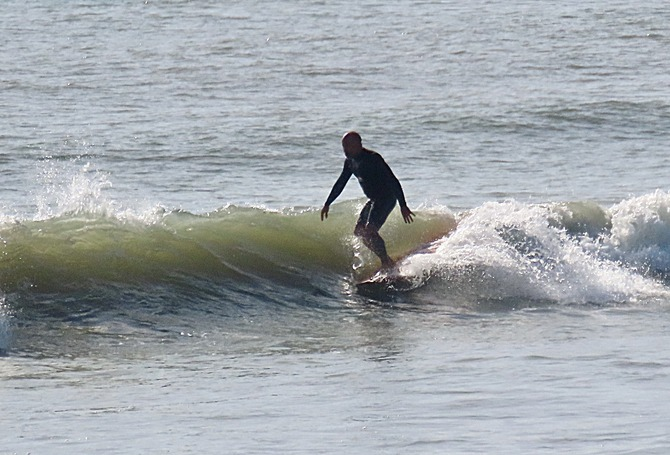 Florida Beach report surf photo taken and posted on February 12 2020, 12:35