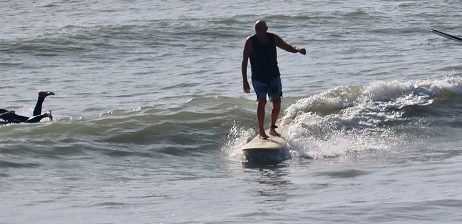 Florida Beach report surf photo taken and posted on February 12 2020, 12:34