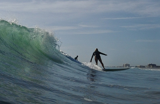 Florida Beach report surf photo taken and posted on February 18 2020, 12:05