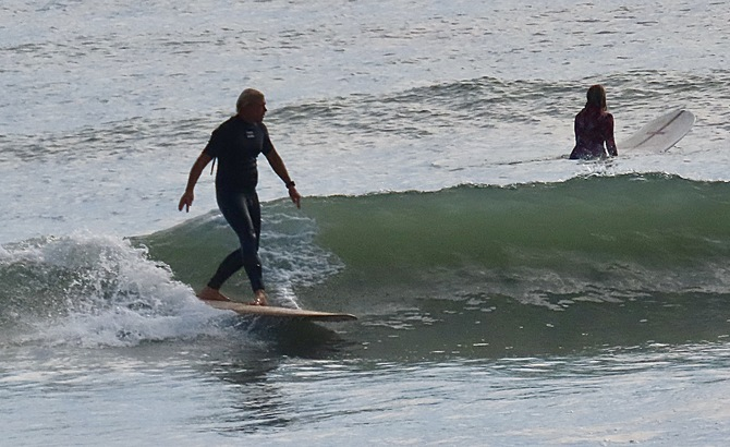 Florida Beach report surf photo taken and posted on February 19 2020, 11:35
