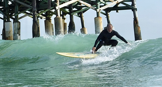 Florida Beach report surf photo taken and posted on February 21 2020, 09:04