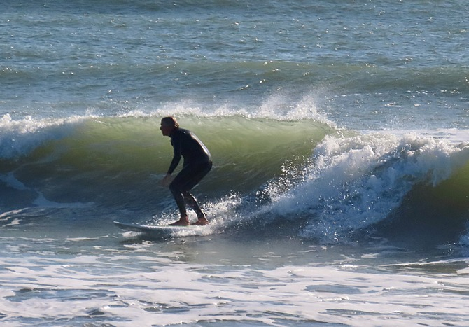 Florida Beach report surf photo taken and posted on February 23 2020, 15:39