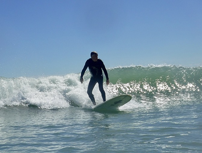Florida Beach report surf photo taken and posted on February 27 2020, 14:32