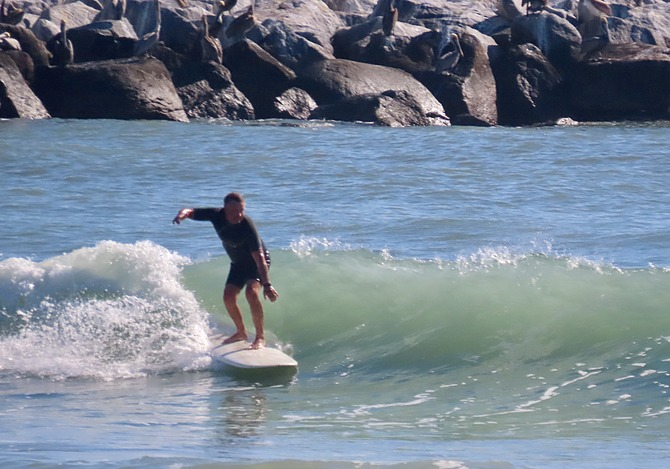 Florida Beach report surf photo taken and posted on March 15 2020, 08:06