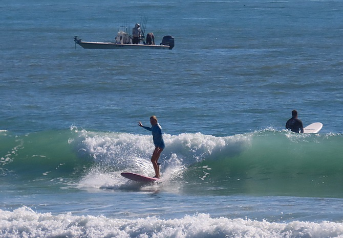 Florida Beach report surf photo taken and posted on March 15 2020, 08:02